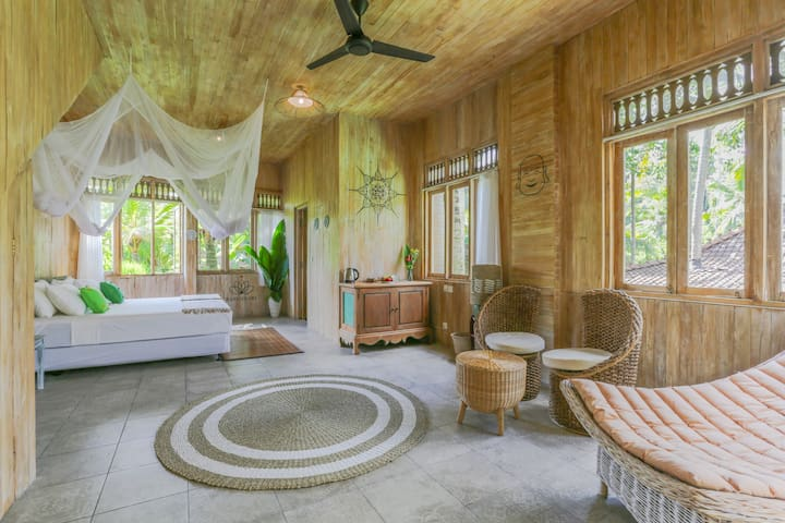 Reconnect to mother Nature in Ubud