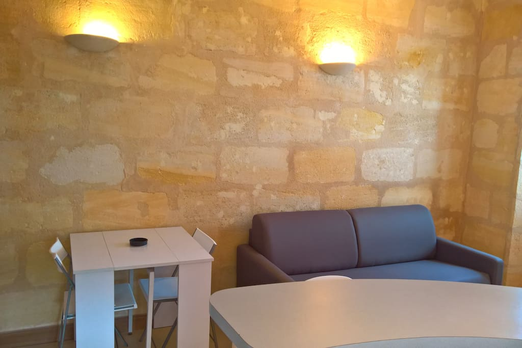 Petit studio bordeaux quartier chartrons appartements for Logement studio bordeaux