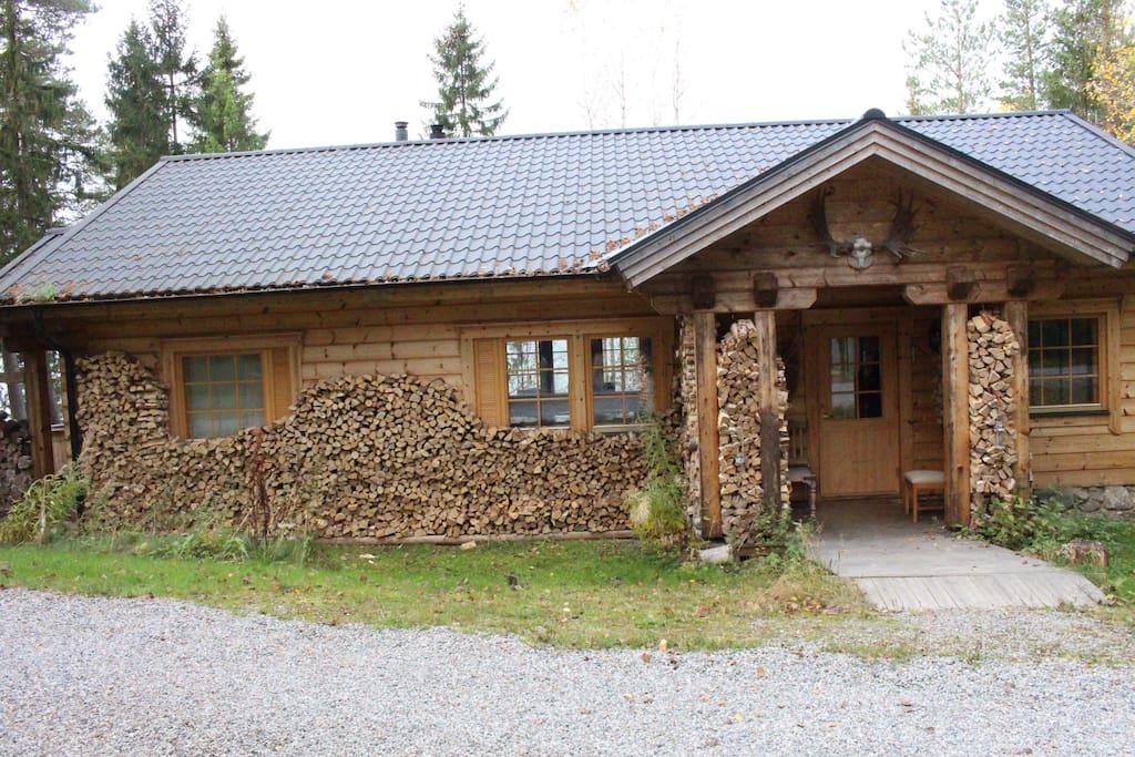 bear Lodge summer