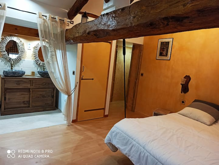 La Floiracaise chambres d'hôtes aventure