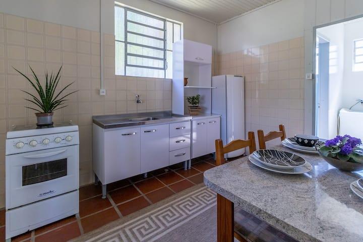 Casa aconchegante na Serra / Bento Gonçalves