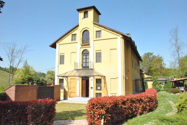 Vacation in Piedmont - Asti - Vila