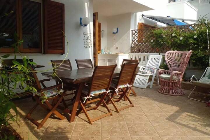 Beautiful Villa near the sea in private Residence - วิลลาโนวา