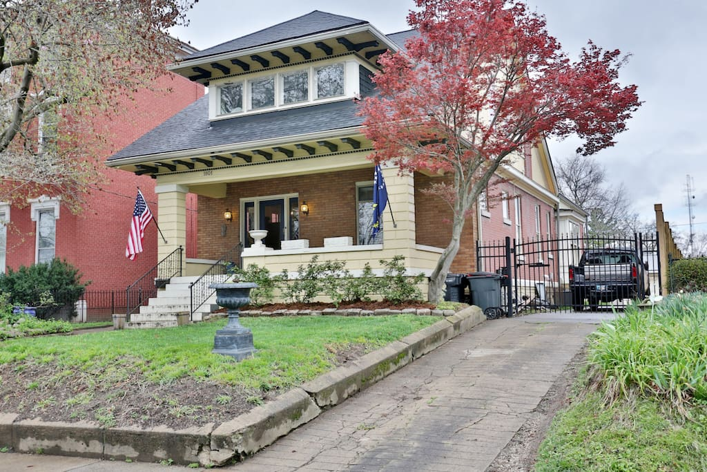 3 Bedroom House In The Sought After Highlands Area Houses For Rent In Louisville Kentucky