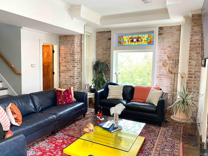 Luxurious Historical Home in Heart of Downtown KC