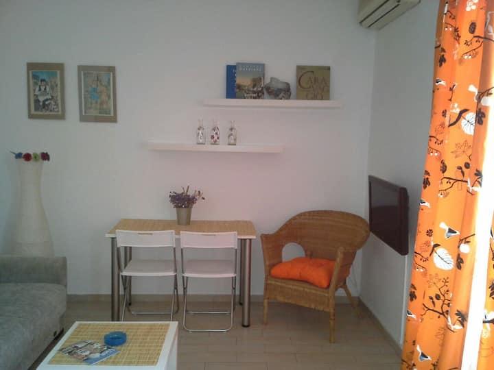 Sophie`s central apartment