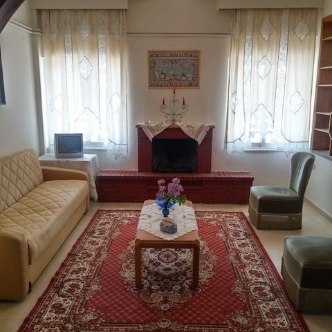 Classic comfortable apartment - Kalampaka - Appartement