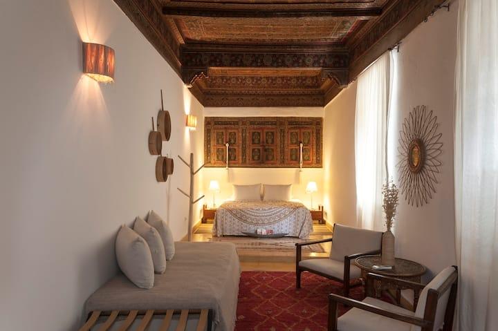 SAFRAN suite, Riad la Clé De La Médina 60 €