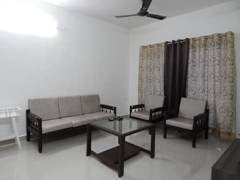 Fully furnished brand new 2 bedroom apartment