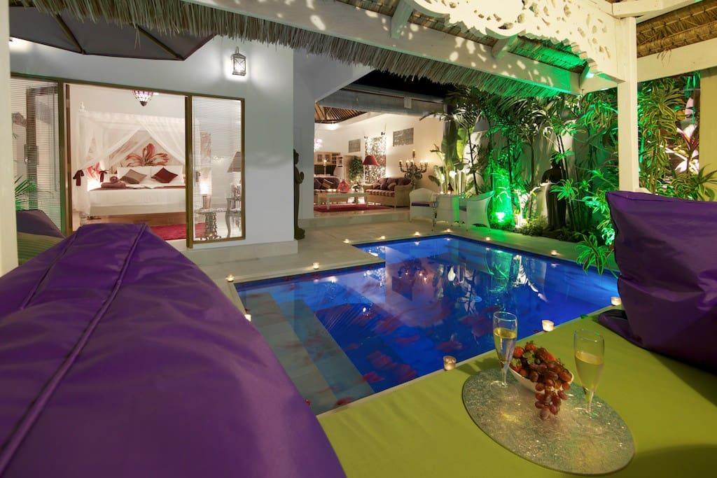 Private 2 bedroom Holiday Home Near Seminyak Beach