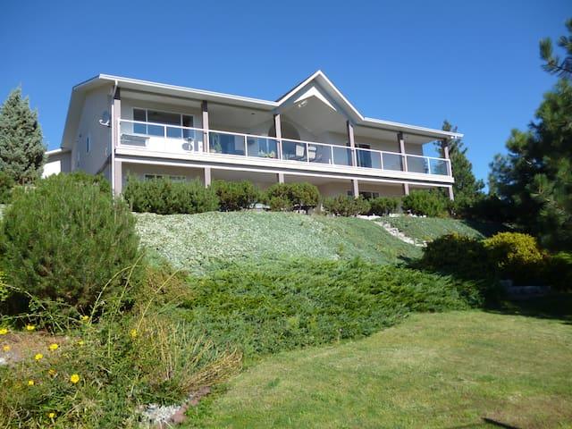Family Home Stunning Lake Views!! - Penticton - Haus