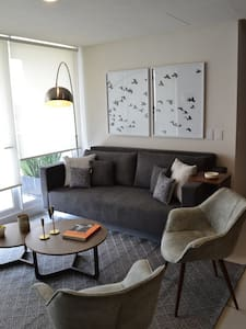 The Point -Brand NEW design apt in Santa Fe