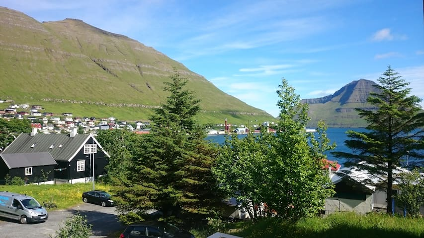 Lejlighed i Fuglefjord ( Eysturoy)