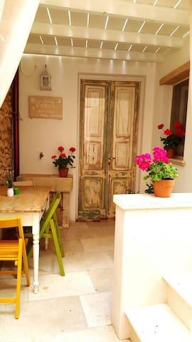 Le casette di Brando e Nico (Casa vacanze) Tricase - Tricase - Apartemen