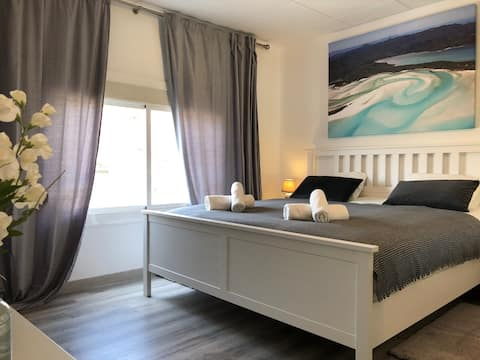Nice new Apartment in Palamos! Step from the Sea!