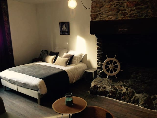 Studio indépendant Saint Malo - Saint-Malo - Lägenhet