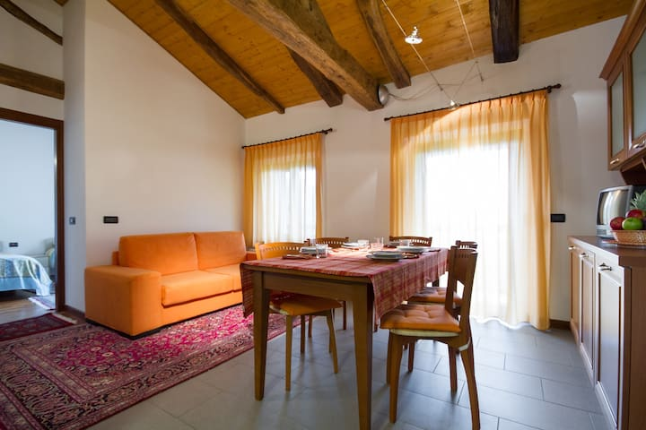 CASA BERGNACH - Topolò - Lägenhet