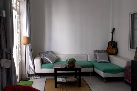 Peaceful | Chic | 2 bed | nr. Russian Markets - Phnom Phen City - Apartamento
