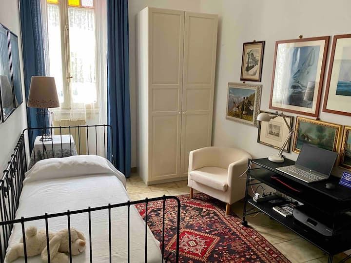 Welcome to 'Lungomare porto turistico' room