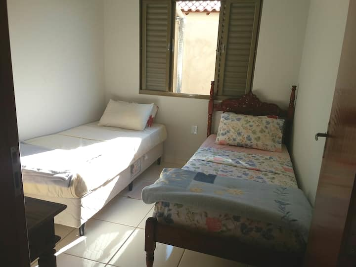 Dormitório, valor por hóspede.