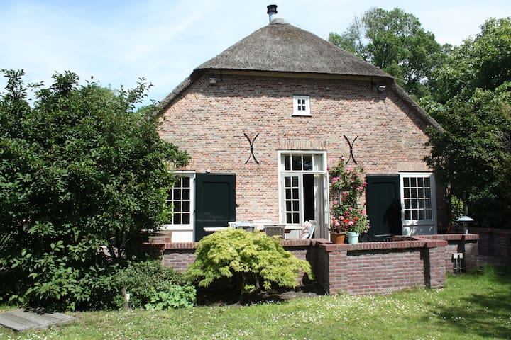 17th century farmhouse between The Hague and Delft - Rijswijk - Villa