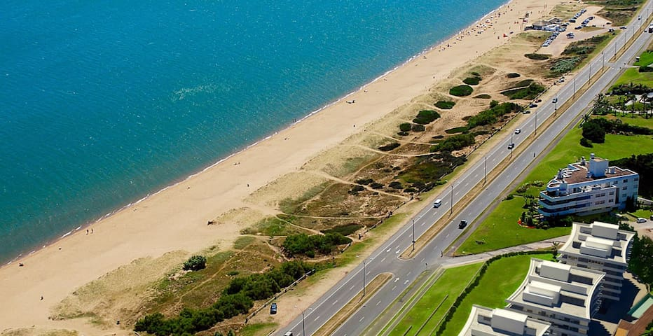Punta Apartment with THE View - Punta del Este - Apartemen