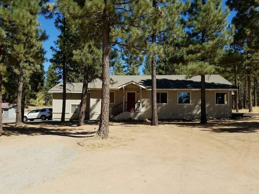 Sierra mountain golf vacation retreat casas en alquiler - Large summer houses energizing retreat ...
