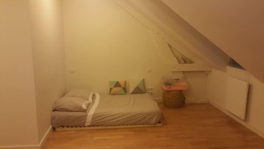 Studio cosy dans l'hypercentre - Rennes - Leilighet