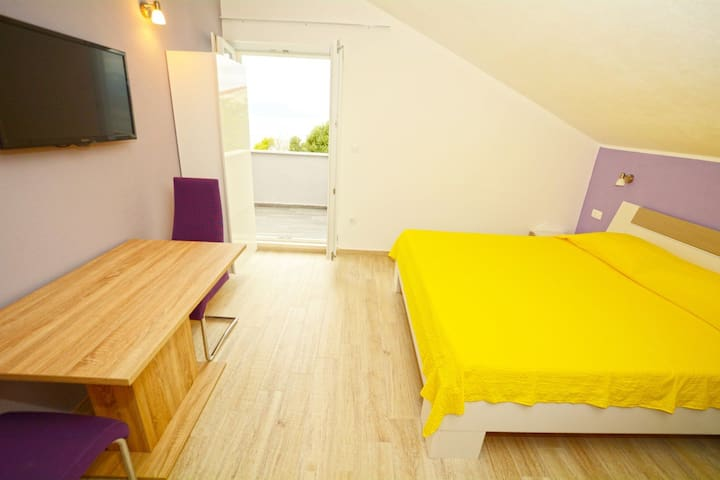 Dubas One-Bedroom Apartment - Duba Pelješka