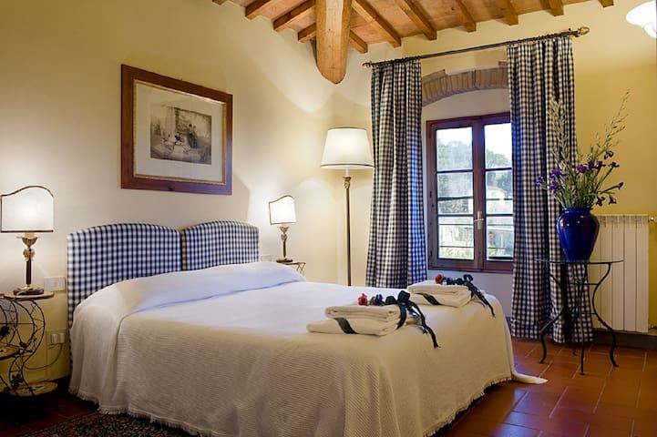 Appartamento per 2-4 pax nella campagna fiorentina - อิมปรูเนตา - อพาร์ทเมนท์