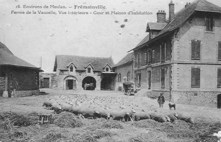Gite de charme dans le vexin - Frémainville - Rumah