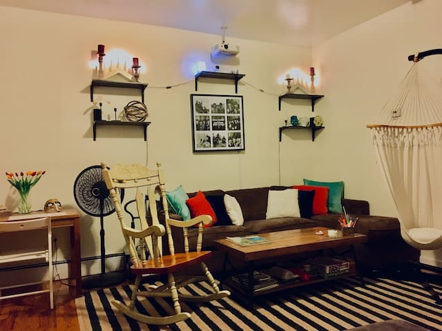 Trendy Brooklyn Room - 20mins from Manhattan-1