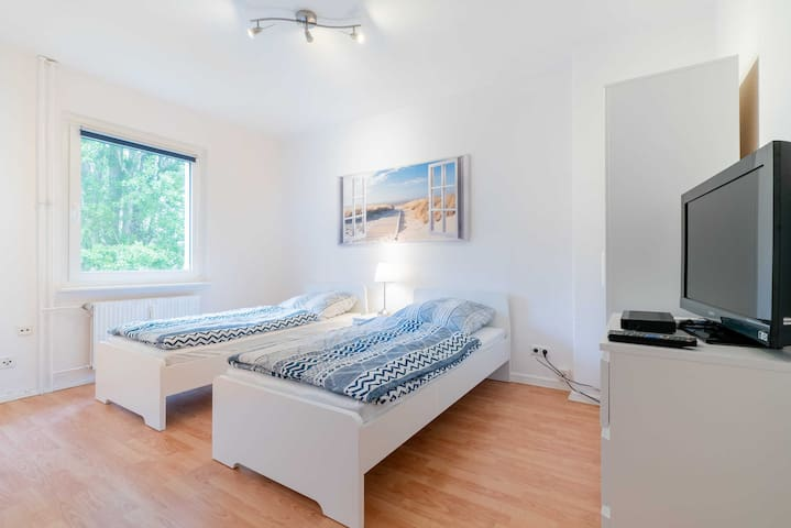 1 Zimmer Apartment | ID 6858 | WiFi, Apartment