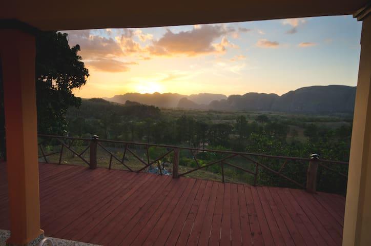Casa Luz del Valle.'Dos Habitaciones'