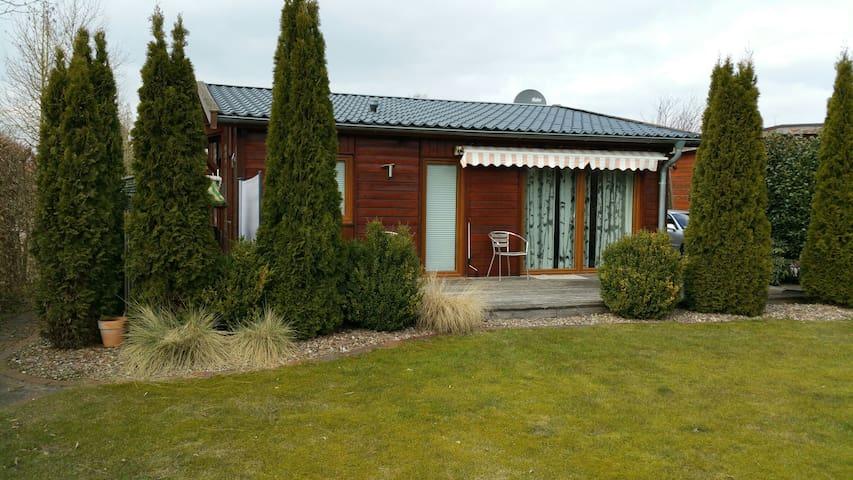 Komfort Ferienhaus in wunderschöner Natur.