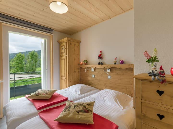 Appartement -3 pièces + cabine -6 personnes- TAV14
