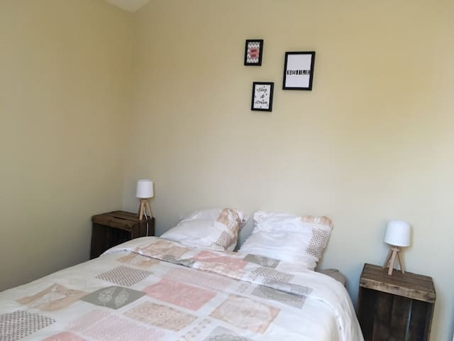 Chambre cosy 2 km Val d'Europe/ 4km Disneyland