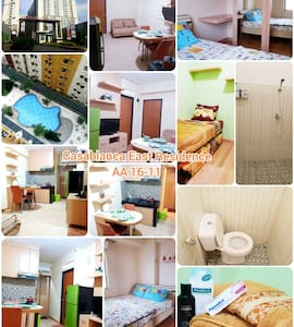 Cozy & Clean Family Apartment in Jakarta Timur.