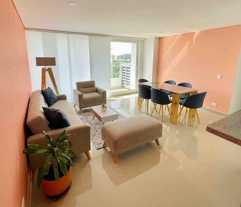 Apartamento nuevo al norte de Valledupar.