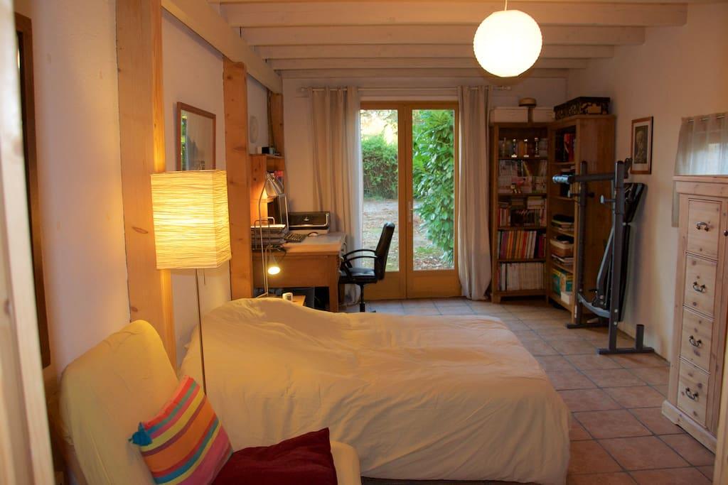 Chambre vue 4