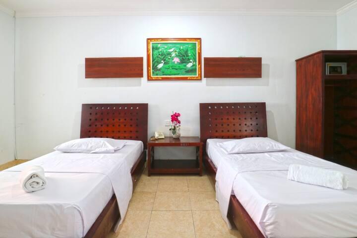 Standard AC Long Stay at Gemini Star Hotel