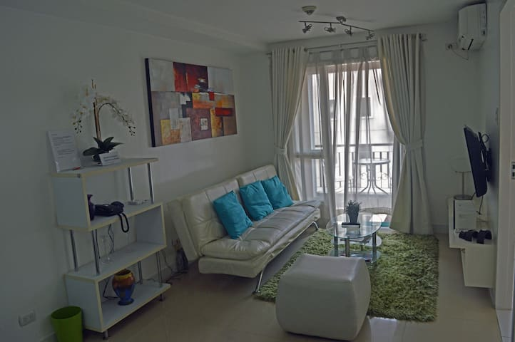 Modern and homey apartment next to Terminal 3 - Пасай - Квартира