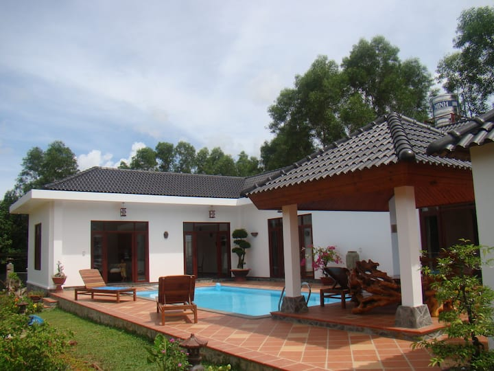 Phu quoc villa private swimming pool