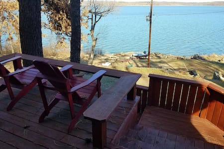 LakeFront Living!  Minutes from Tulsa! - Wagoner