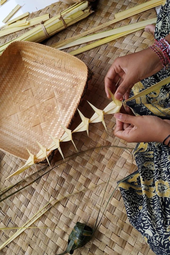 How to make paku pipid