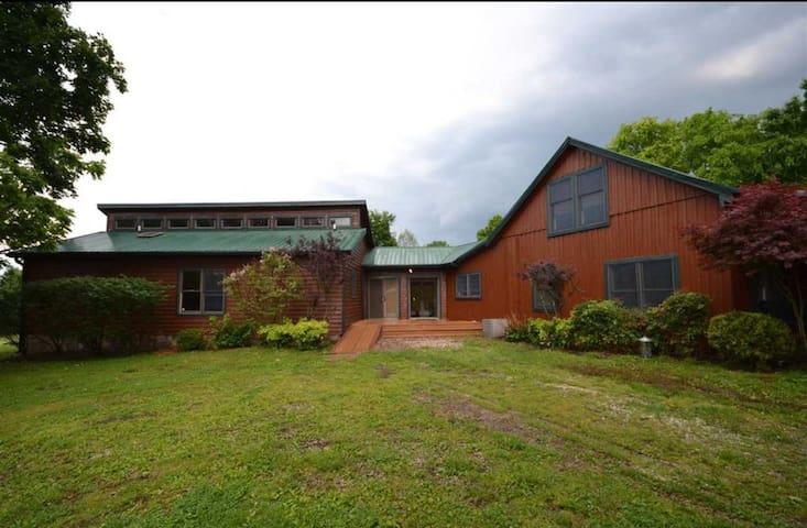Beautiful Guest House! Wingfield Farms
