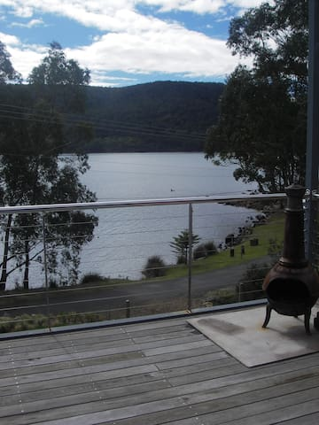Dilligaf - Tranquil water views - Eaglehawk Neck - Huis
