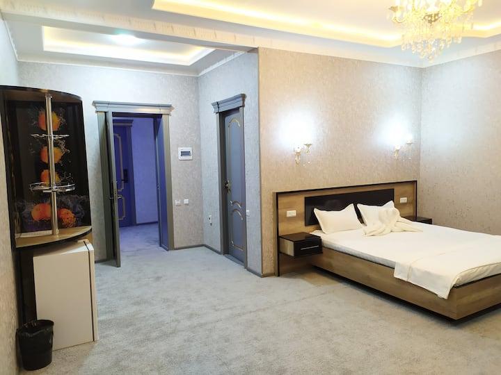 Diyor hotel Маргилан Узбекистана