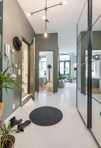 Koselig leilighet på Sandaker/Storo
