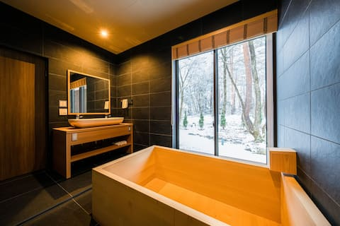 Gravity   Luxury Chalet With Japanese Hot Tub